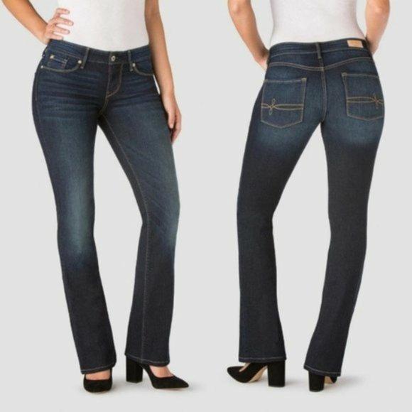 Nwt Levis Denizen Modern Boot Cut Jeans